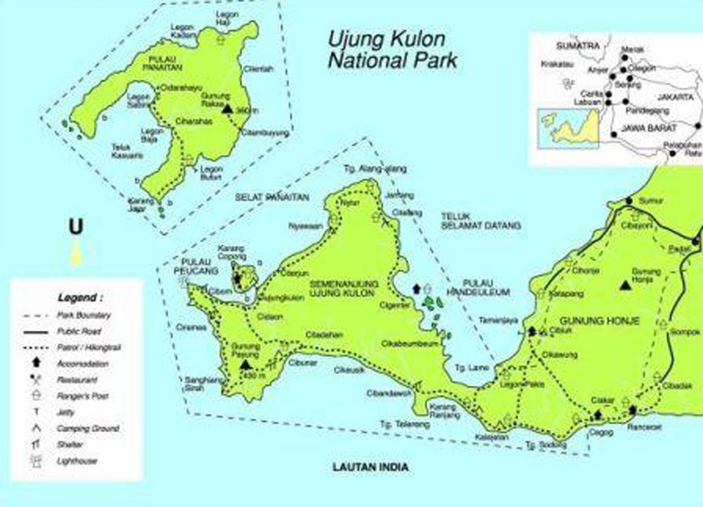 Ujung Kulon, Surga di Ujung Barat Pulau Jawa   WWF Indonesia