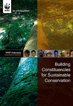 WWF-Indonesia Annual Report 2006 - 2007