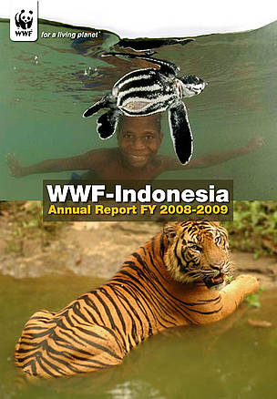 WWF-Indonesia Annual Report 2008 - 2009