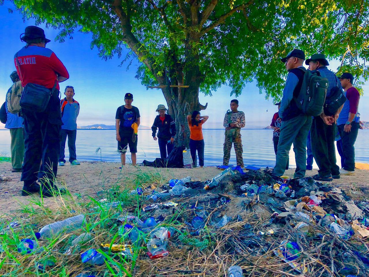 Citizen Science Network: Plastics Dominate the Trash Found